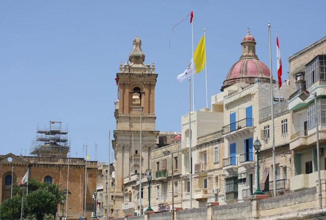 Город Валлетта