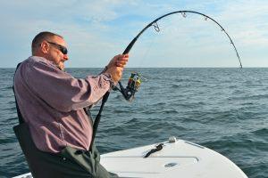 рыбалка со спец. снаряжением